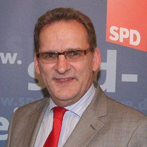 Jörg Lorenz, Vorsitzender der SPD-Ratsfraktion Uedem