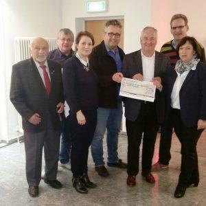 Besucher aus dem Kreis Kleve bei ihren Freunden von der SPD Erzgebirge