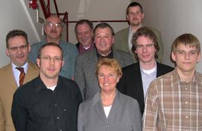 Vorstand der SPD Uedem