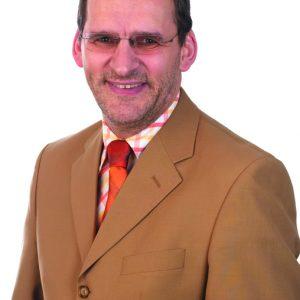 Jörg Lorenz, Vorsitzender der SPD-Fraktion im Gemeinderat Uedem