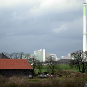 Die Anlage der KWA in Kamp-Lintfort
