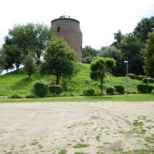 Möglicher Standort für Reisemobile: Platz an der Hohen Mühle