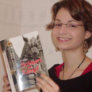 Nachwuchsautorin Annika Dirks