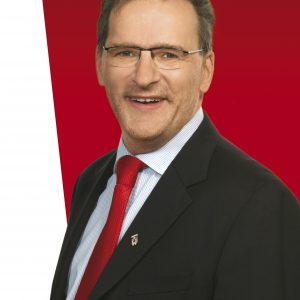 Jörg Lorenz, SPD-Kandidat im Wahlbezirk 6
