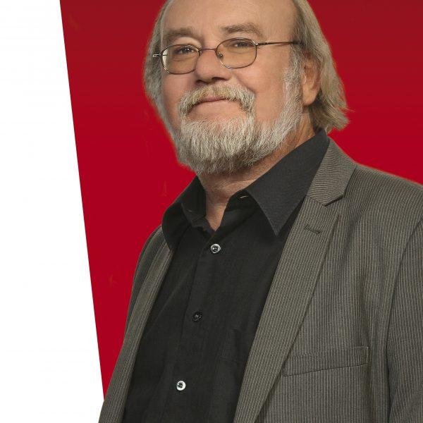 Heinz Aldenhoven, SPD-Kandidat im Wahlbezirk 7