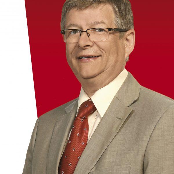 Günter Otto, SPD-Kandidat im Wahlbezirk 8