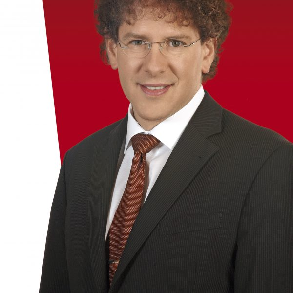 Dr. Markus Bremers, SPD-Kandidat im Wahlbezirk 10