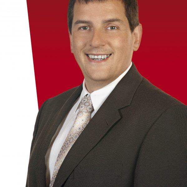 Jürgen Horn, SPD-Kandidat im Wahlbezirk 12