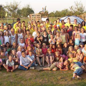 So viele Kinder haben in diesem Jahr am Ferienspaß in Uedem teilgenommen.
