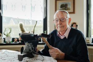 Willi Holland, Preisträger des Uedemer Leistens 2021